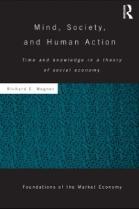 Cover Mind, Society, and Human Action