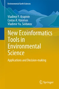 Cover New Ecoinformatics Tools in Environmental Science