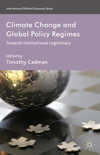 Cover Climate Change and Global Policy Regimes