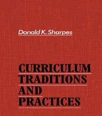 Cover Curriculum Traditions and Practices