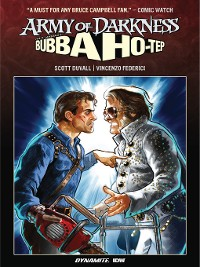Cover Army of Darkness/Bubba Ho-Tep