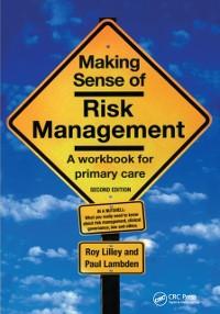 Cover Making Sense of Risk Management