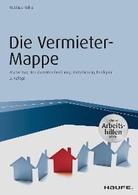 Cover Die Vermieter-Mappe - inkl. Arbeitshilfen online