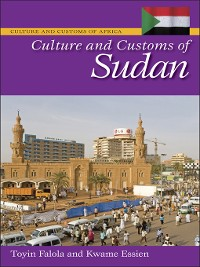 Cover Culture and Customs of Sudan
