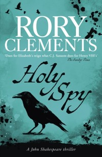 Cover Holy Spy