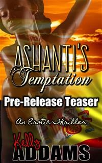 Cover A Pre-Release Teaser for - Ashanti's Temptation