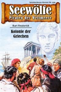 Cover Seewölfe - Piraten der Weltmeere 559