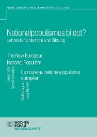Cover Nationalpopulismus bildet?