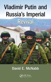 Cover Vladimir Putin and Russia's Imperial Revival
