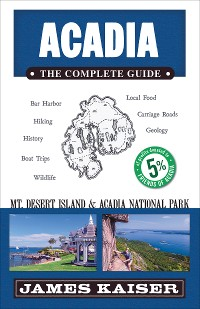 Cover Acadia: The Complete Guide