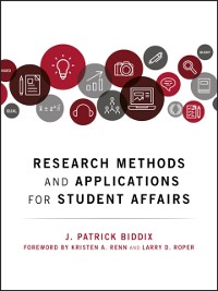 Cover Research Methods and Applications for Student Affairs