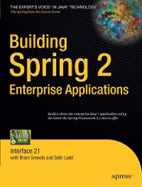 Cover Building Spring 2 Enterprise Applications