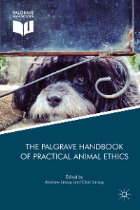 Cover The Palgrave Handbook of Practical Animal Ethics
