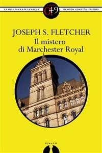 Cover Il mistero di Marchester Royal