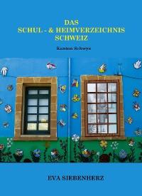 Cover Das Schul- und Heimverzeichnis Schweiz