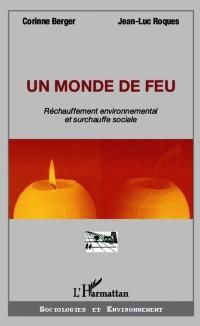 Cover Un monde feuenvironnemental et surchauffe