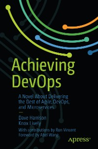 Cover Achieving DevOps