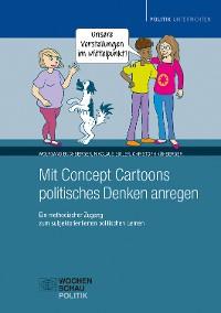 Cover Mit Concept Cartoons politisches Denken anregen