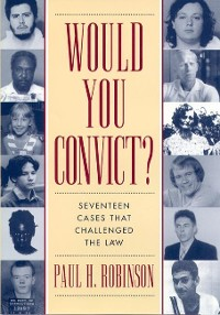 Cover Would You Convict?