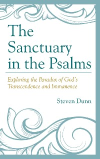 Cover The Sanctuary in the Psalms