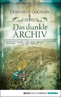 Cover Das dunkle Archiv