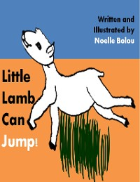Cover Little Lamb Can Jump!