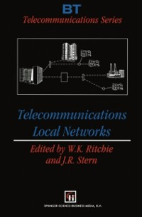 Cover Telecommunications Local Networks