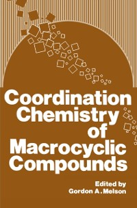 Cover Coordination Chemistry of Macrocyclic Compounds