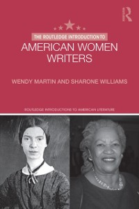 Cover Routledge Introduction to American Women Writers