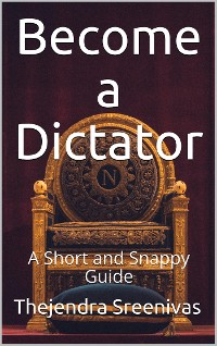 Cover Becoming a Dictator