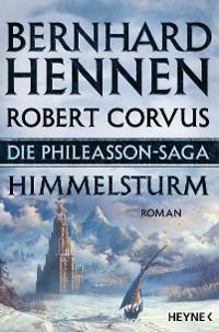 Cover Die Phileasson-Saga - Himmelsturm