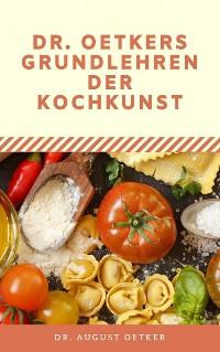 Cover Dr. Oetkers Grundlehren der Kochkunst