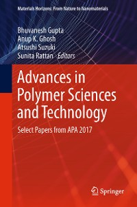 Cover Advances in Polymer Sciences and Technology