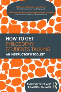 Cover How to get Philosophy Students Talking