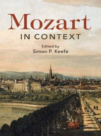 Cover Mozart in Context