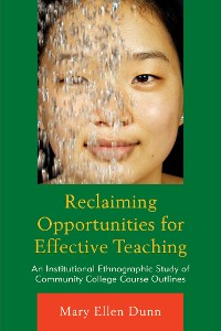 Cover Reclaiming Opportunities for Effective Teaching