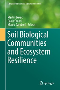 Cover Soil Biological Communities and Ecosystem Resilience
