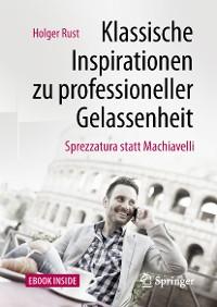 Cover Klassische Inspirationen zu professioneller Gelassenheit