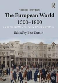 Cover European World 1500-1800