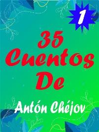 Cover Cuentos De Antón Chéjov 1