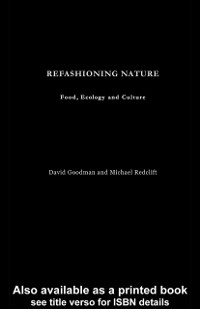Cover Refashioning Nature