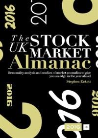 Cover UK Stock Market Almanac 2016