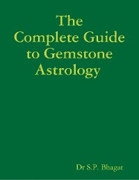 Cover The Complete Guide to Gemstone Astrology