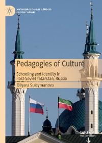 Cover Pedagogies of Culture