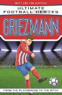 Cover Griezmann (Ultimate Football Heroes) - Collect Them All!