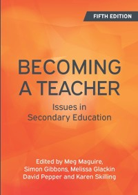 Cover EBOOK: Becoming a Teacher: Issues in Secondary Education
