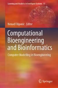 Cover Computational Bioengineering and Bioinformatics