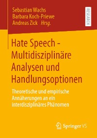 Cover Hate Speech - Multidisziplinäre Analysen und Handlungsoptionen