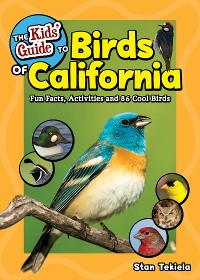 Cover The Kids' Guide to Birds of California