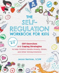Cover Self-Regulation Workbook for Kids
